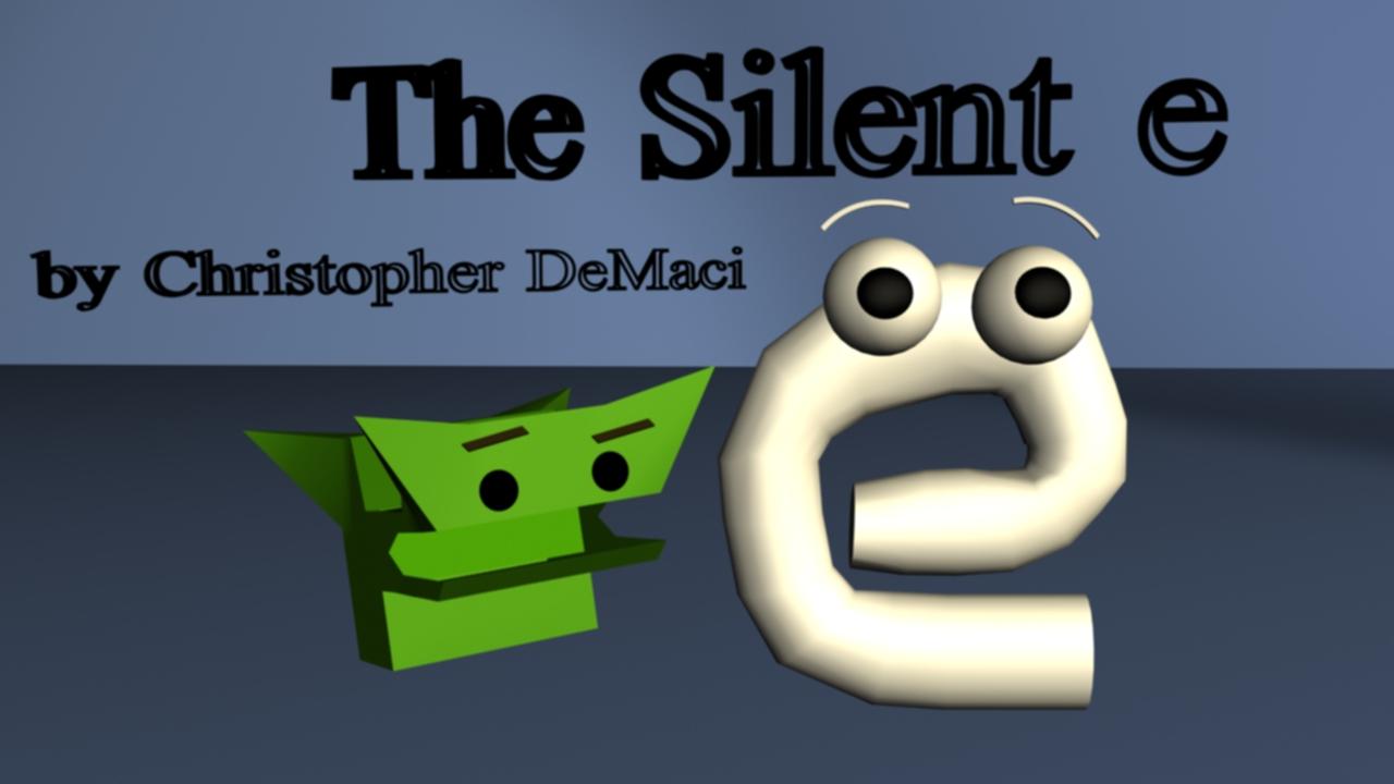 The Silent e